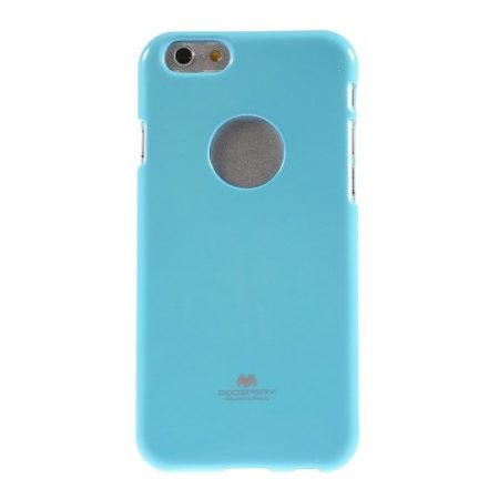 tpu jelly case lichtblauw goospery iphone 6s