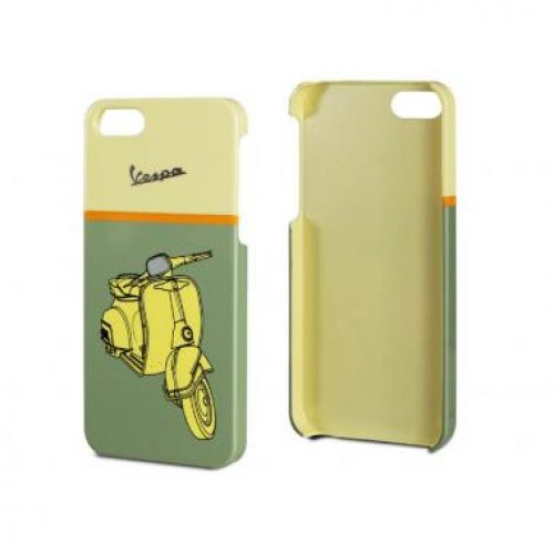 vespa hard case groen iphone5s