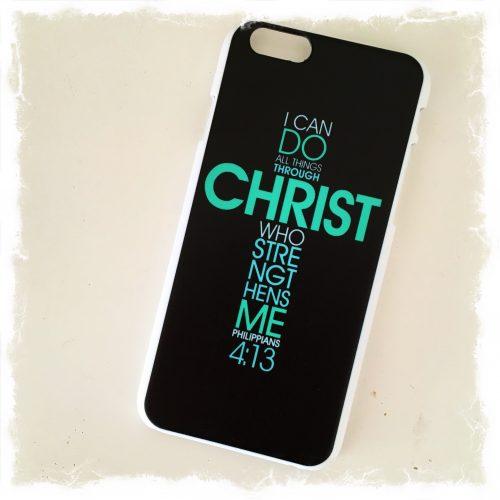 iPhone 6/6S hoesje met Bijbeltekst