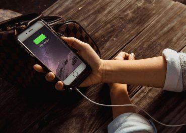 iPhone batterij besparen