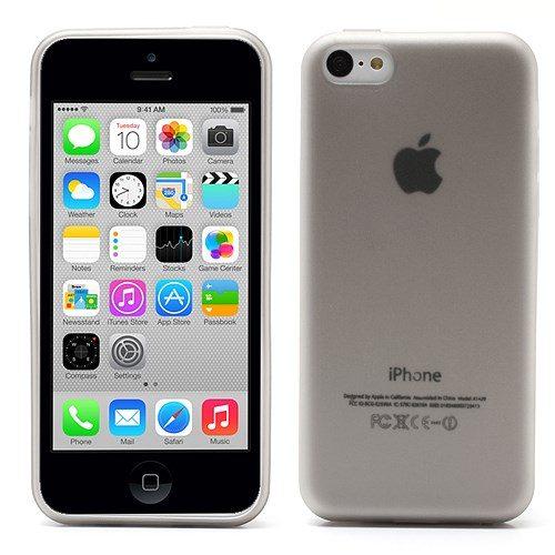 iphone5C 617A grijs
