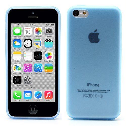 iphone5C 617E lichtblauw