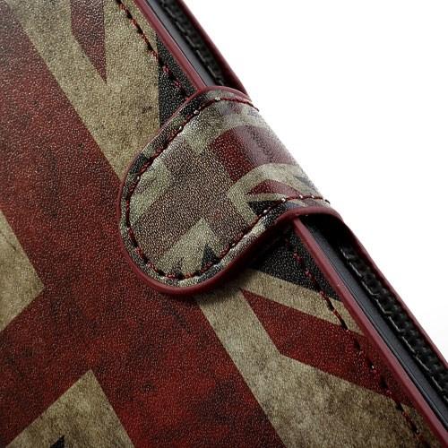iPhone 5C hoesje met Engelse vlag