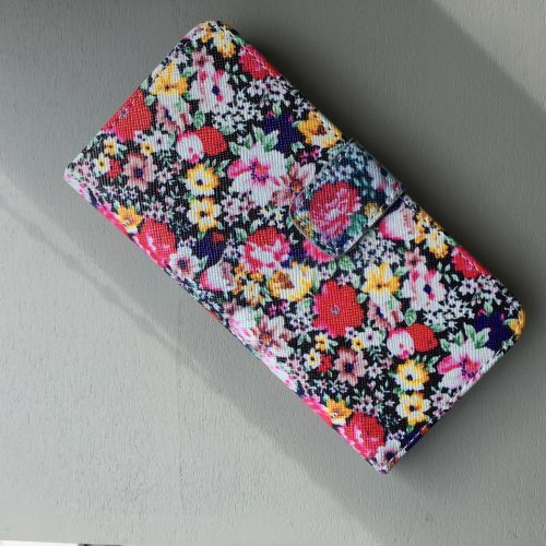 iphone6 book case bloemen
