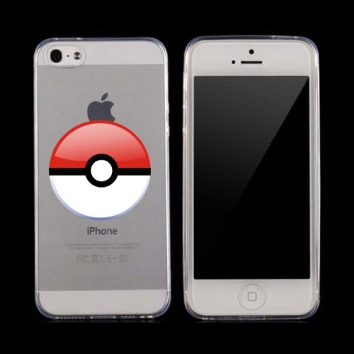 Pokemon Go Pokeball hoesje voor iPhone 5/5S/SE