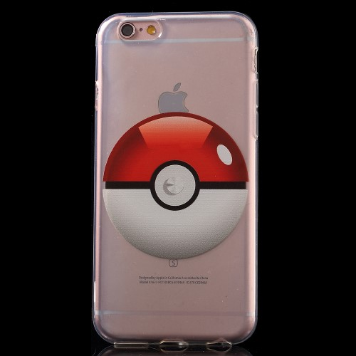 Pokemon Pokeball iPhone 6/6S hoesje