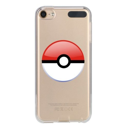 ipodtouch5 pokeball hoesje
