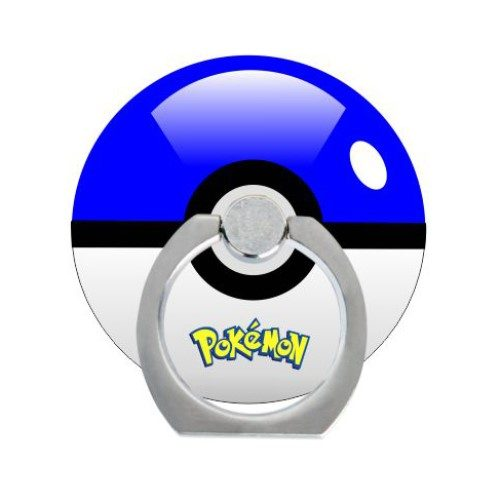 pokeball ring blauw