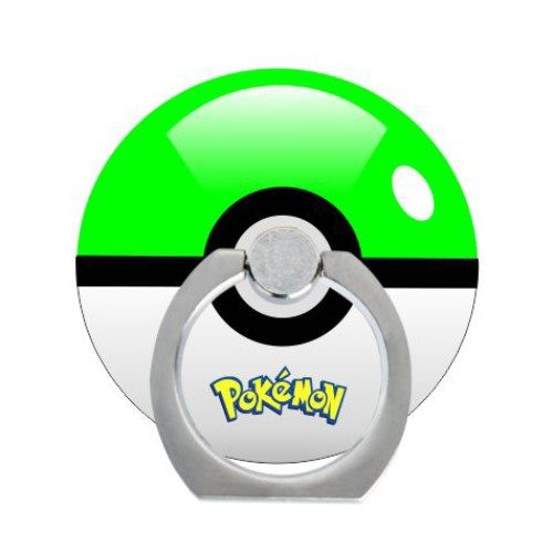 pokeball ring groen