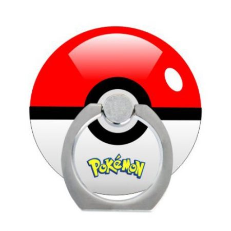 pokeball ring rood