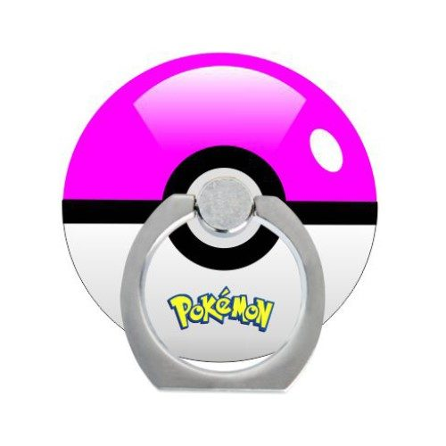 pokeball ring roze