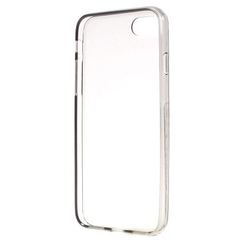 Doorzichtig TPU Hoesje iPhone 7