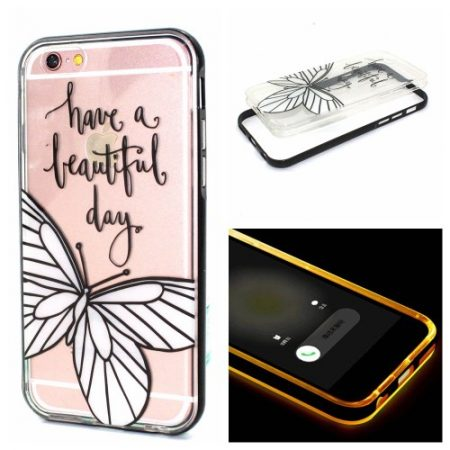 iphone6 led case beautiful day