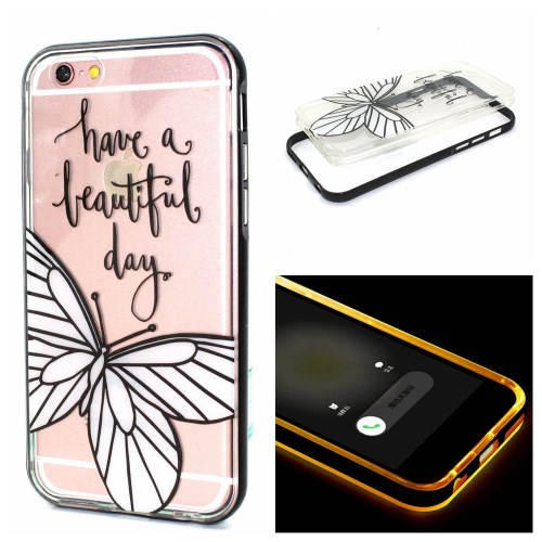 LED-case Have a Beautiful Day voor iPhone 6/6S