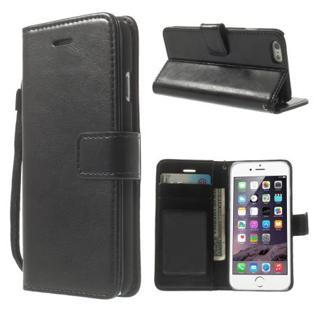 iphone6-wallet-book-case-zwart