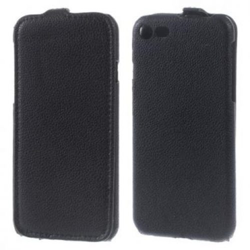 iPhone 6/6S flip case zwart