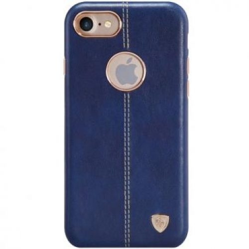 nilkin-leather-cover-blauw-iphone7