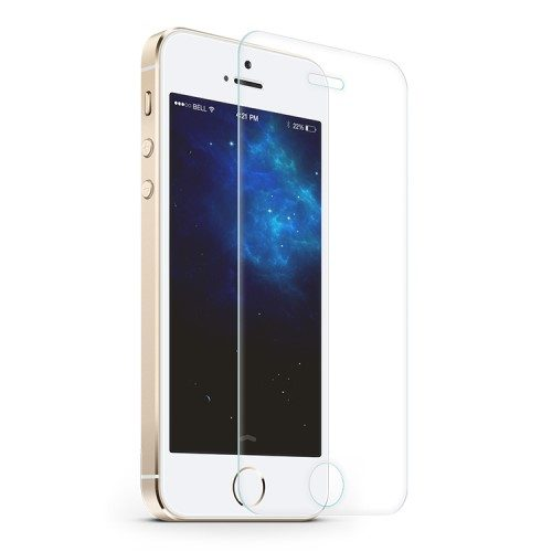 ROCK voor iPhone SE/5S/5 Anti-blue-ray Tempered Glass Screen Protector