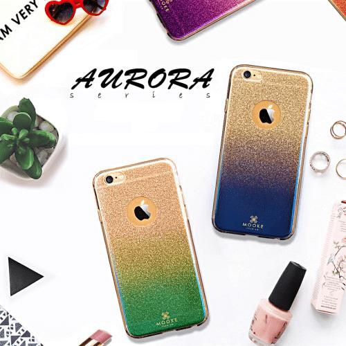 iPhone 6/6S Glitter TPU hoesje