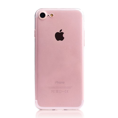 TPU Soft Case voor iPhone 7 / 8 / SE 2020 – Transparant