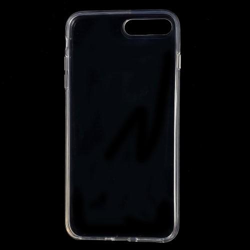 Transparante soft case voor iPhone 7 Plus / iPhone 8 Plus – Transparant
