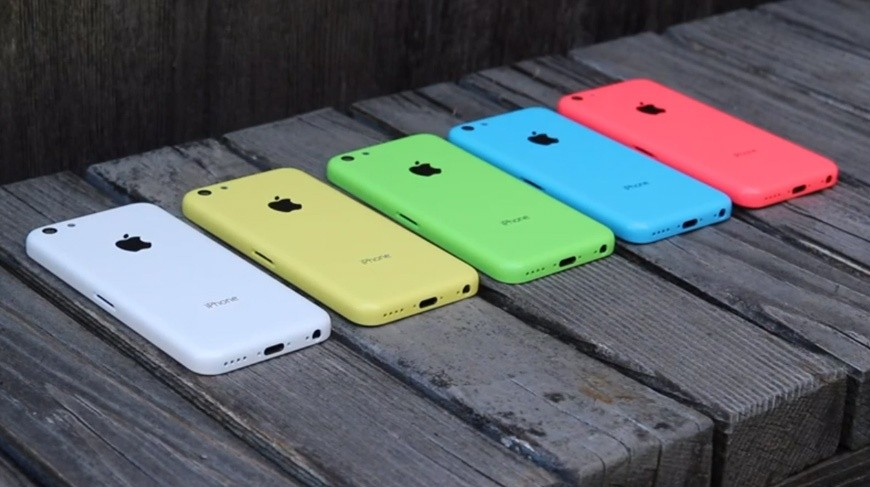 iphone 5c alle kleuren