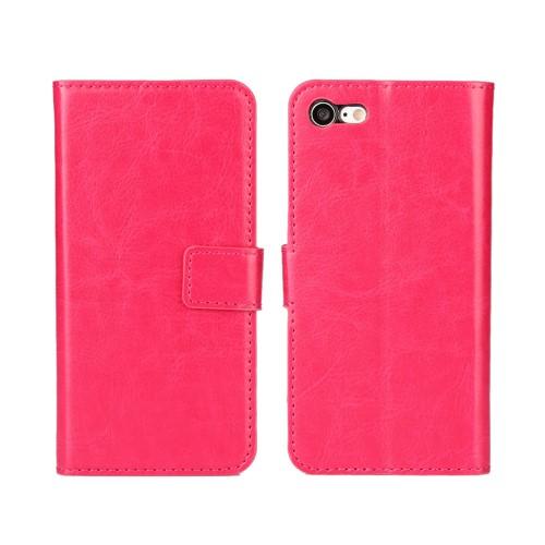 Wallet Book Case voor iPhone 7 / 8 / SE 2020 – Roze