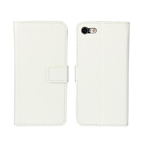 Wallet Book Case voor iPhone 7 / 8 / SE 2020 – Wit