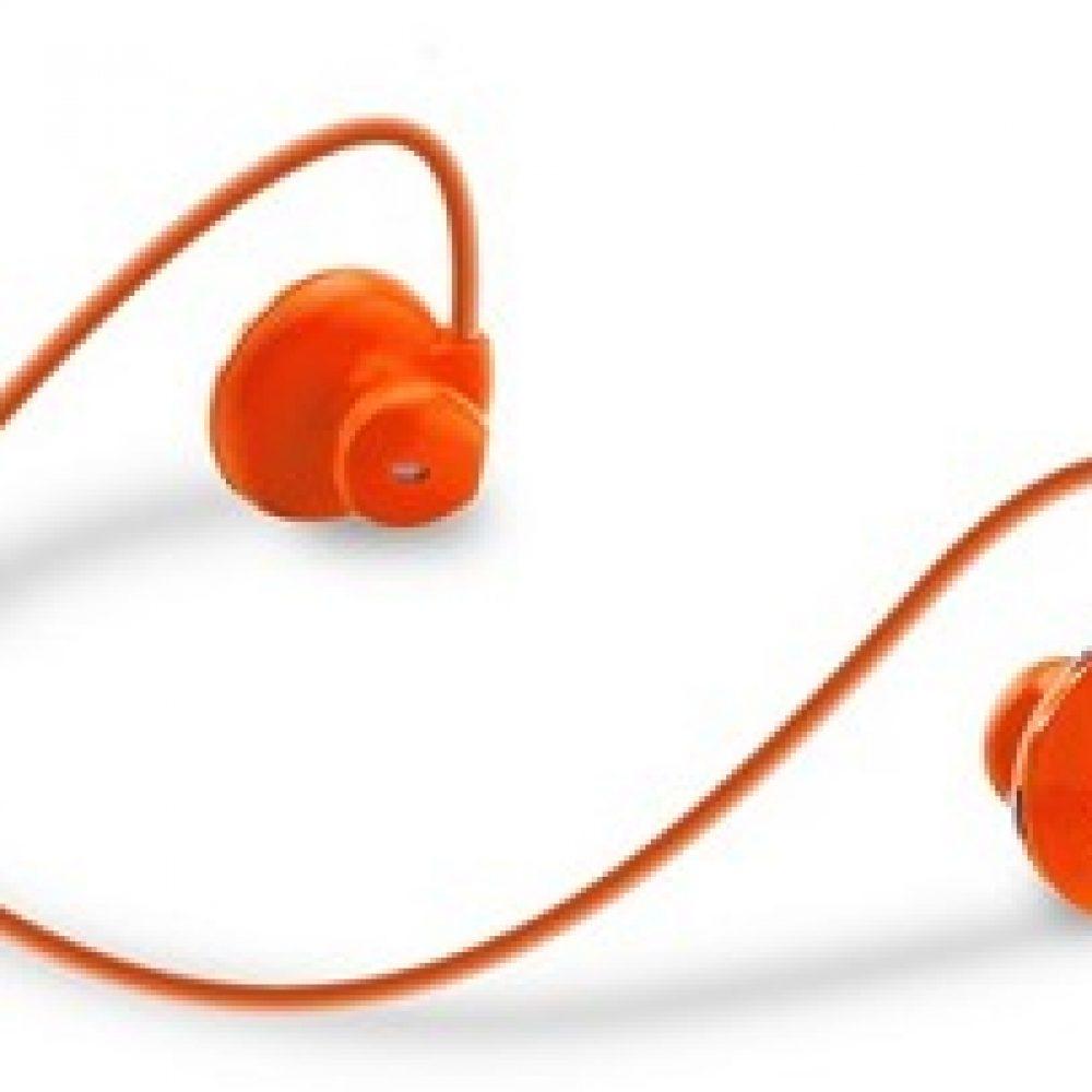 avanca-draadloze oordopjes-oranje