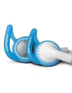 Earbuds – blauw