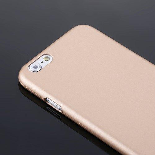 iphone6 x level goud hard case back1