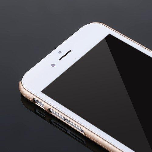 iphone6 x level goud hard case front
