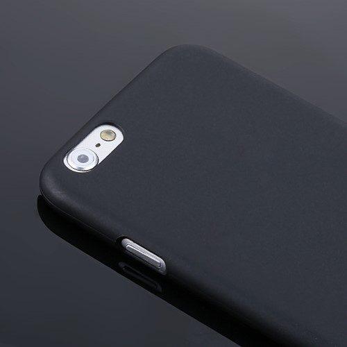 iphone6 x level zwarte hard case back1