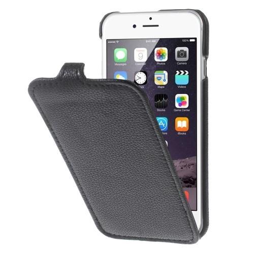 Litchi Lederen Verticale Flip-Case voor iPhone 7