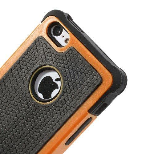 iphone-5c-hoesje-zwart-oranje-detail