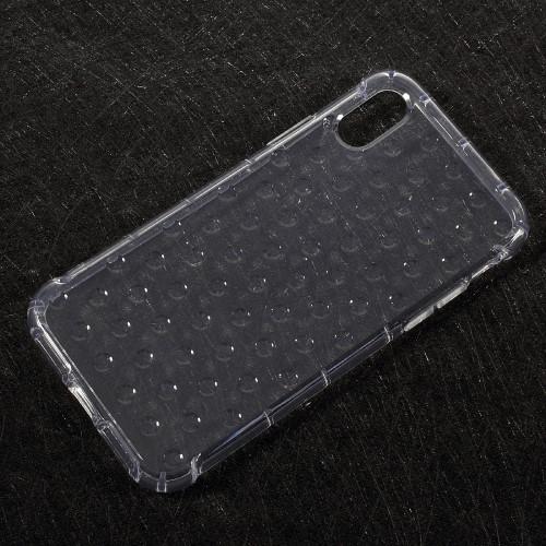 iPhone X / XS hoesje met bubbels