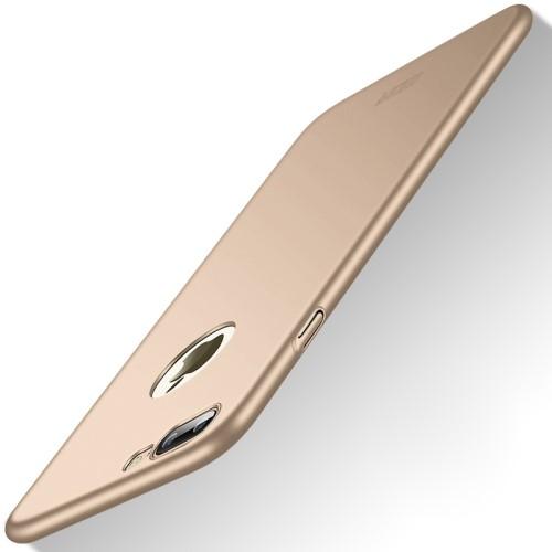 Superdun hoesje voor iPhone 8 / iPhone 7 / iPhone SE 2020 – Goud