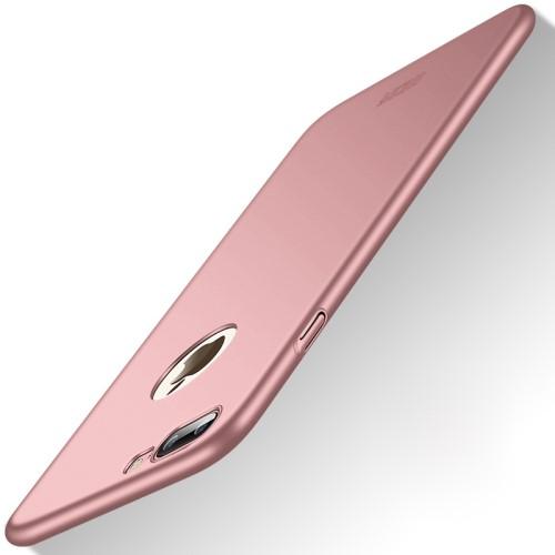Superdun hoesje voor iPhone 8 Plus / iPhone 7 Plus – Rosé goud