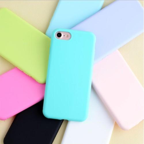 Pastelkleurige hoesjes voor iPhone 7/8 en SE 2020