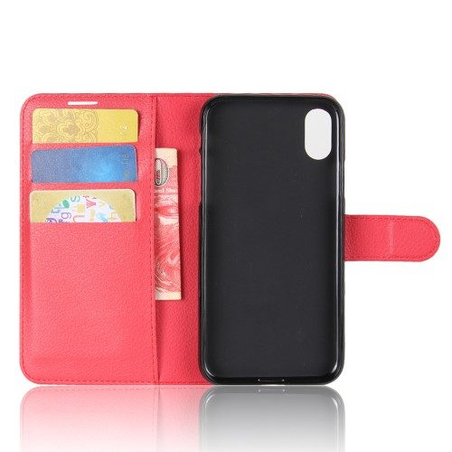 iphone x xs rood binnenkant