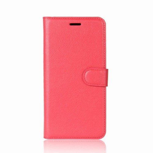 iphone x xs wallet rood