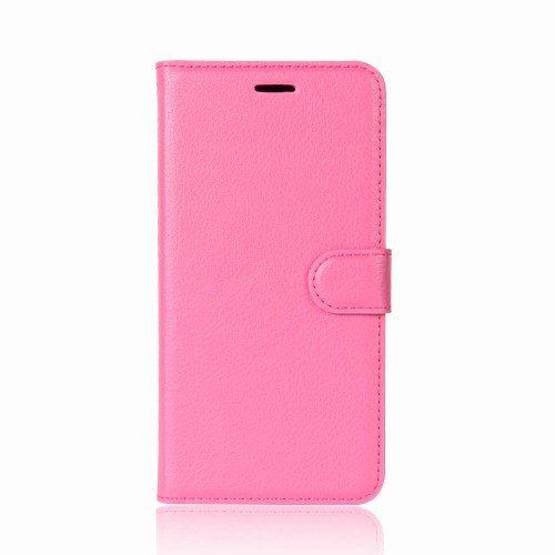 iphone x xs wallet roze