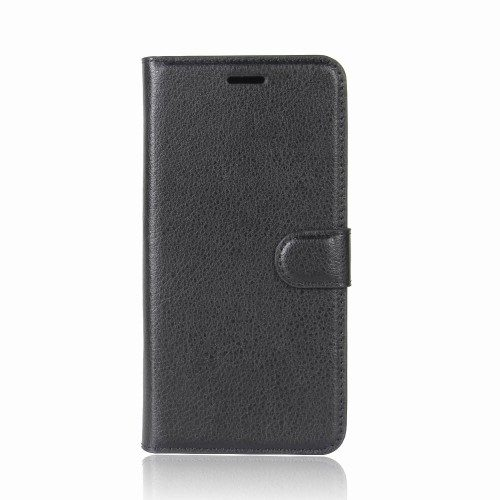 iphone x xs wallet zwart