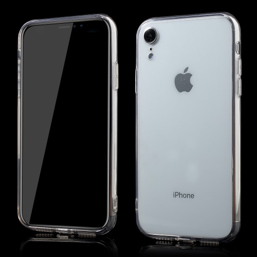 Transparant hoesje voor iPhone XR