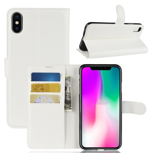 Wallet Book Case voor iPhone XR