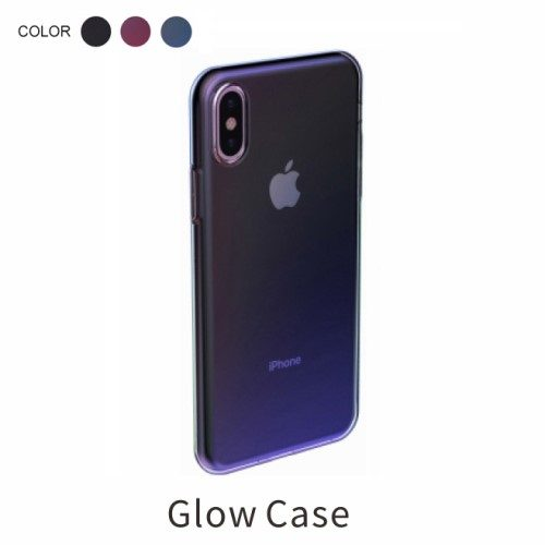 iphone-xs-glow-case-tpu-zwart
