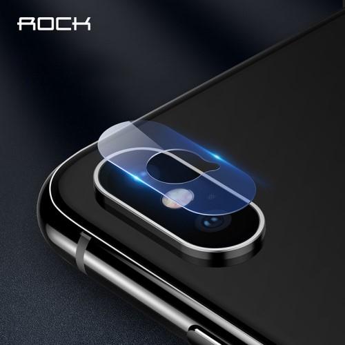 Tempered Glass Cameralens bescherming voor iPhone X / XS / XS Max