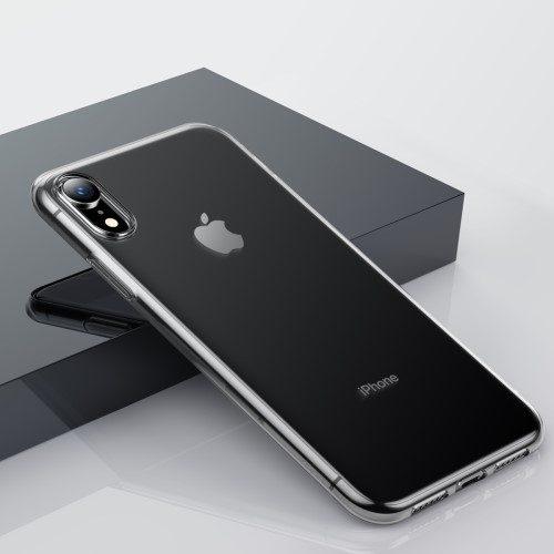 iphone xr baseus transparant