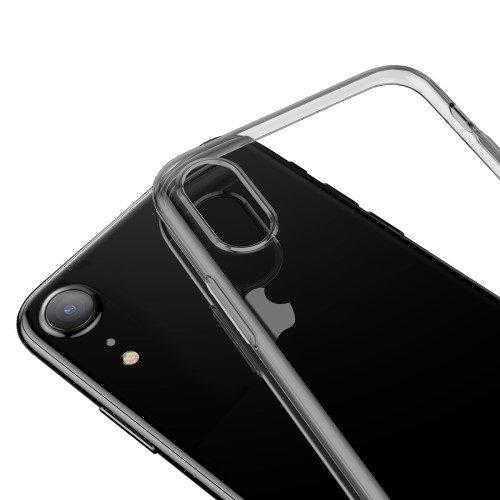 iphone xr baseus zwart detail