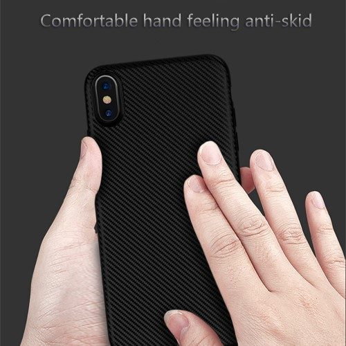 iphone xs max zwart detail
